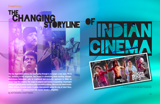 The Changing Storyline of Indian Cinema