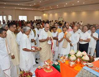 Shree Shakti Mandir Celebrates 25th Anniversary