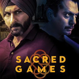 "Entertainment: ""Sacred Games,"" Delightfully Ungodly"