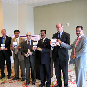 GIACC jointly hosts a business delegation from India
