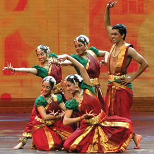 Bharathakala Naatya Academy performs in China