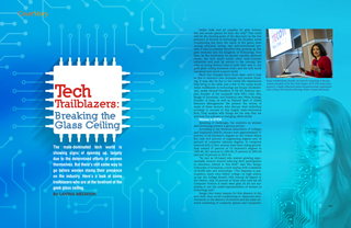 Tech Trailblazers: Breaking the Glass Ceiling