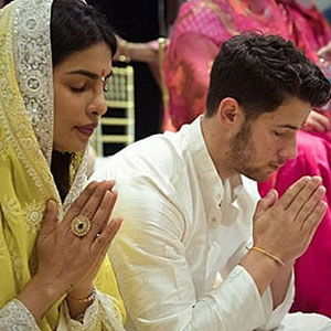 Priyanka, Nick make it official