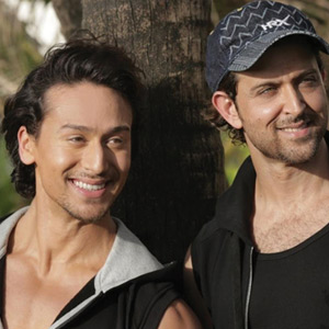 Hrithik Roshan, Tiger Shroff all set for an epic War!