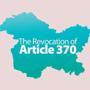 Article 370: A Way Forward for India and Pakistan