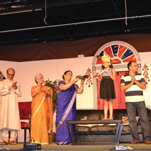 Ajab Gajab No Adosh Padosh—a breezy comedy by Gujarati Samaj of Atlanta