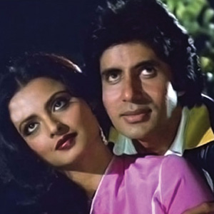 Amitabh, Rekha may share screen space again