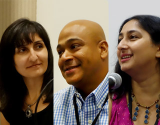 "South Asians at the AJC Decatur Book Festival  tell of ""seeing ourselves in each other's faces"""