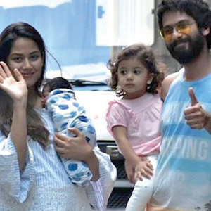 Shahid Kapoor, Mira blessed with a baby boy