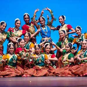 Third Eye Dancers Kalpavriksha: the Giving Tree raises funds for the Mahalakshmi Foundation in India