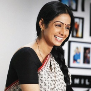Sridevi shines at English Vinglish premiere
