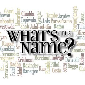 What s in a name