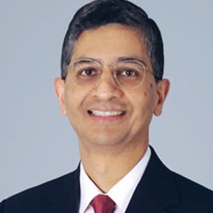 Vikas Sukhatme Is Dean of Emory's School of Medicine