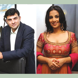 A December wedding for Vidya Balan and Siddharth Roy Kapoor?