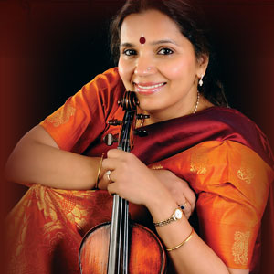 Music: The Singing Violin of Kala Ramnath