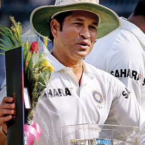Starry farewell to Sachin Tendulkar