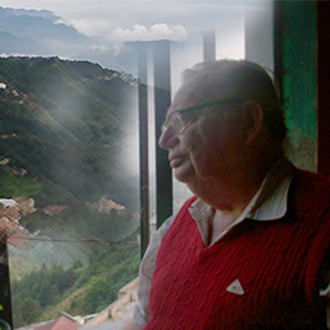 Scenes from Ruskin Bond's Life