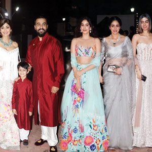 Stars sparkle at Diwali bashes