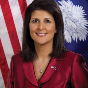 South Carolina's first female and Indian born governor