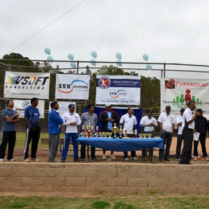 Atlanta Cricket League concludes spring knock-out and inaugurates championships