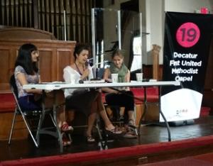 South Asian authors at 2015 AJC Decatur Book Festival talk feminism, faith, climate change, and more
