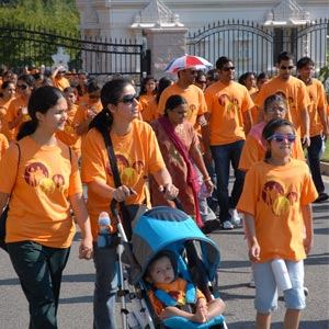Annual Walkathon benefits Children's Healthcare of Atlanta