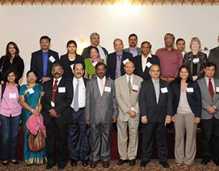 GIACC hosts Andhra Chamber Commerce delegation