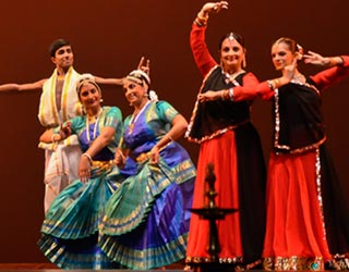 Third Eye Dancers' 'Guru Samarpana' raises funds for Tamilnad Kidney Research Foundation