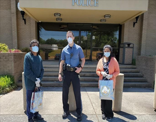 Greater Atlanta Vedic Temple distributes food and masks to overcome COVID-19 pandemic
