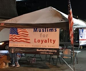 Good deeds and patriotism of Ahmadiyya Muslims on Fourth of July