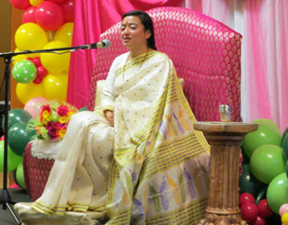 Archna Didi's Meditation Seminars Finds Followers