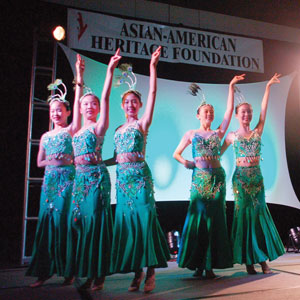 Asian American Heritage Foundation celebrates 10th Anniversary