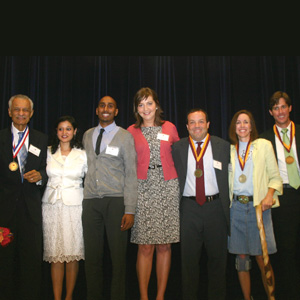 Sharath Mekala among honorees at Human Values event