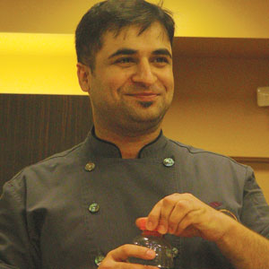 Top Chef Suvir Saran spreads the word in Atlanta
