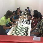 BAGA's first chess tournament