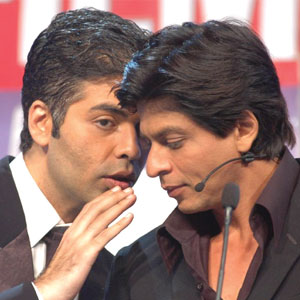 Shah Rukh Khan throws grand birthday bash for KJo