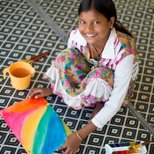 CARE celebrates 20 years in Atlanta with art exhibit on International Day of the Girl