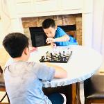 High school student organizes chess camps for kids