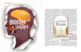 Brain Man: A Conversation with Dr. V. S. Ramachandran