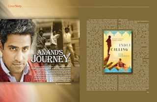 Anand's Journey
