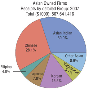 Big Jump in Indian-American Business Ownership