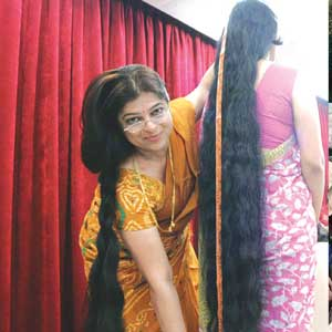 Indian Hair Grows in Popularity