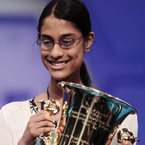 Sukanya Roy: 2011 National Spelling Bee Champion