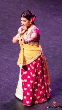 Divya Srivastava presenting 'Bhaav paksh' (story telling) on the episode of Sita Haran 213x375.jpg