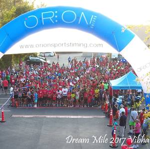 Dream Mile 2017: 19th Year of Fun, Fiesta, and Celebration