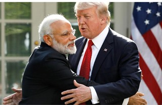 Trump and Modi: Two of a Kind?