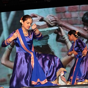 "Ekal Vidyalaya's Spectacular ""Sanskriti - A Bollywood Journey"" - by NNKB"