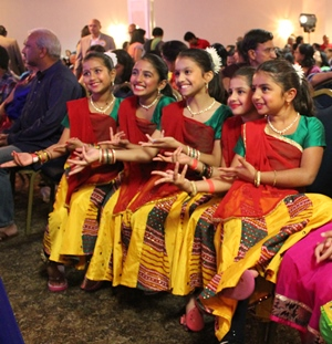 """Shaam-E-Sangeet"" raises over $40,000 for Ekal Vidyalayas in India"