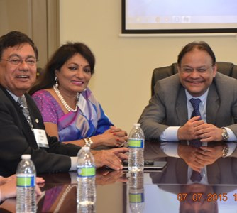 GIACC boosts India-US relations through delegation visit