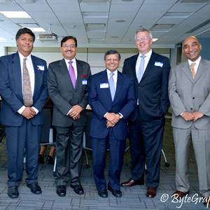 "GIACC and Ernst & Young present ""Business Success with India – Best Practices"""